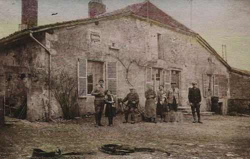 Cartes Postales Anciennes de Vernonvilliers