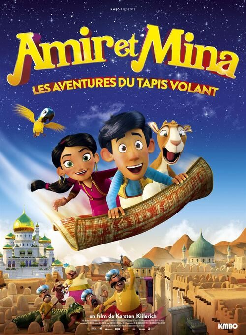 Amir et Mina: 1 Mai 2019