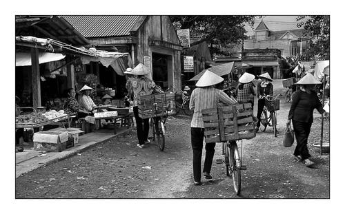 Nam Dinh 3- Le marché