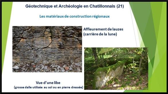 Pierre Potherat a organisé une visite géotechnique du Châtillonnais à l'attention de plusieurs de ses amis