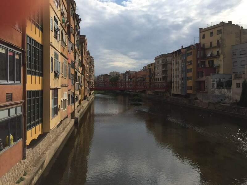 Girona en Espagne