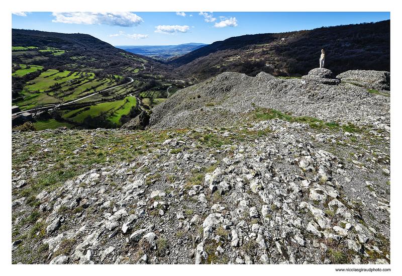 Circuit tour du Coiron à la Montagne Ardéchoise