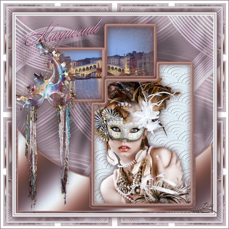 Masquerade   de Franie Margot