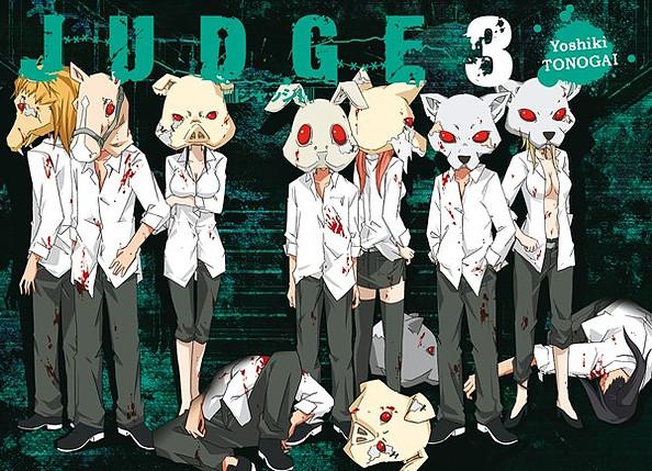 Judge tome 3