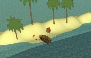 Only island escape