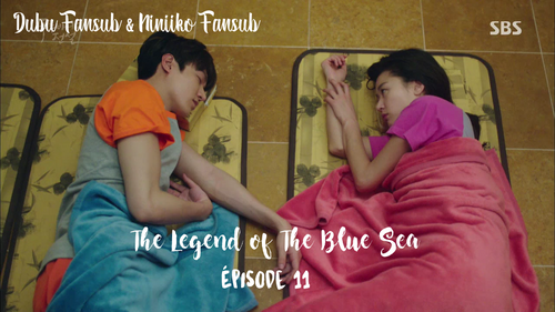 Legend of The Blue Sea épisodes 10, 11 ET...12 & New design !