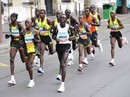 Semi Marathon de casablanca