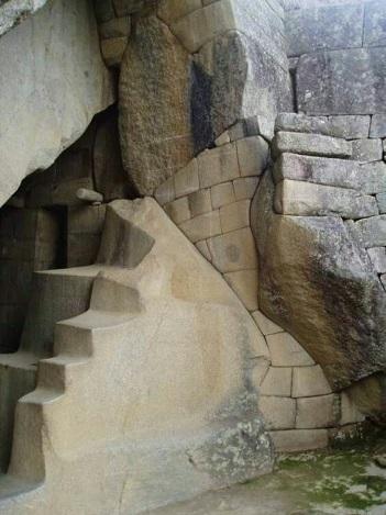 Ces murs Incas qui défient le temps tout en étant de l'Art ...