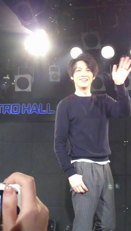 [PHOTOS]  Fan meeting du 07/02/2015 (partie 2)