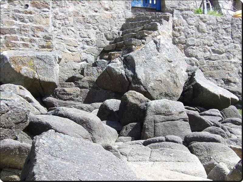 Découverte d'escalier nature ♥