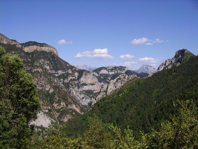 El Cañón d'Añisclo (Le Canyon de Niscle)