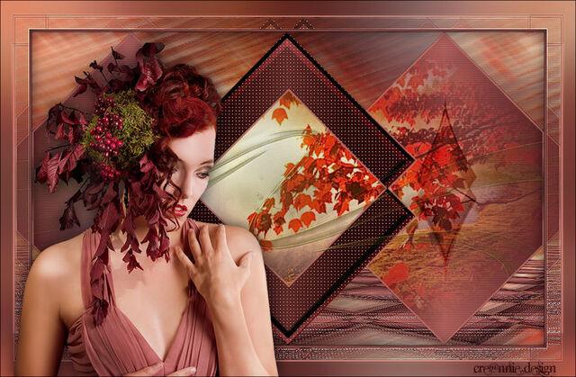 FAU0020 - Tube femme automne