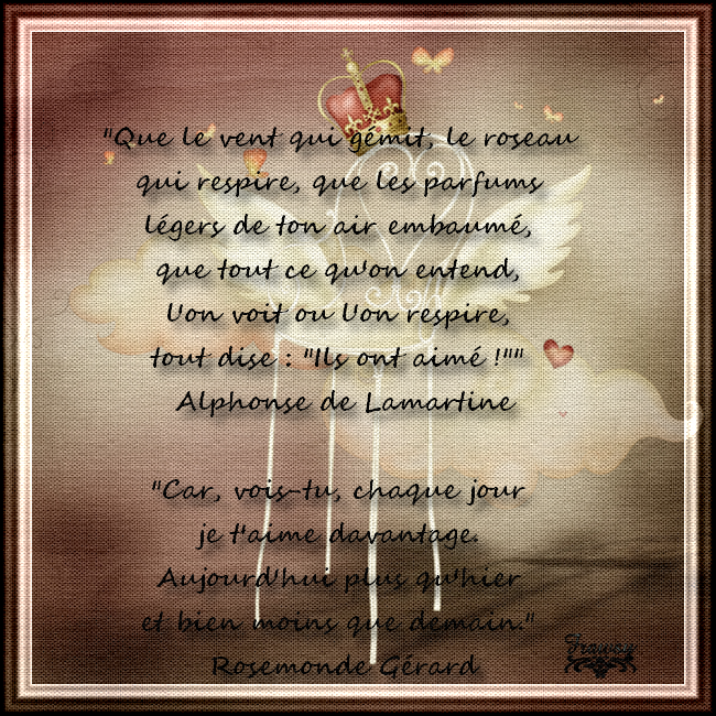 Quelques citations sur l'amour - 2