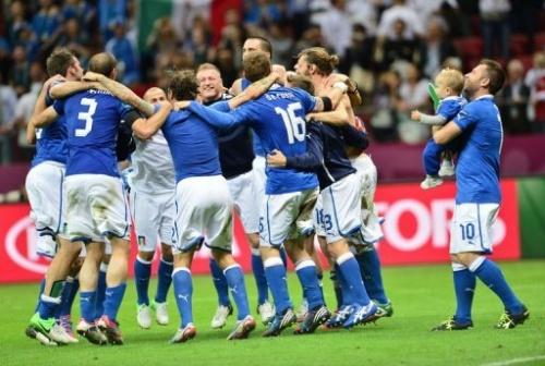 Article du jour : Italie 1 Allemagne 0, François Leclerc