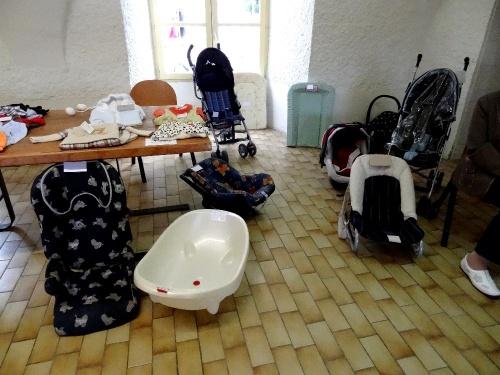 Bourse aux vêtements d'enfants et articles de puériculture...