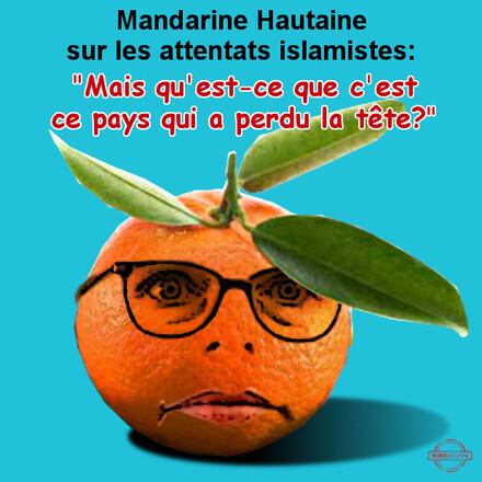 Autain mandarine
