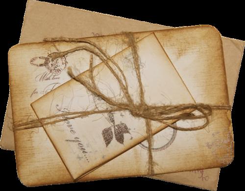 Cartes et Enveloppes Série 8