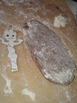 groot biscuit gardiens de la galaxie anniversaire