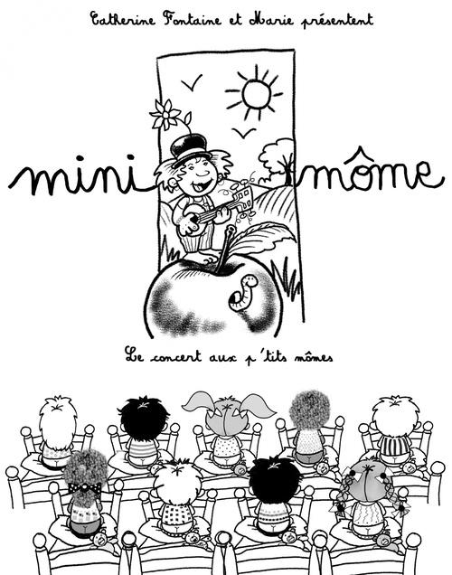 Mini Môme, le concert aux p'tits Mômes