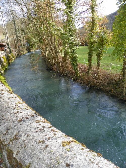 Le Furans à Rossillon