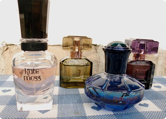 Les parfums de Kate Moss