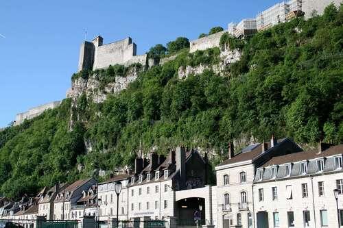 Montée du Poupet- Besançon