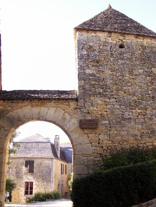 St Amand de Coly