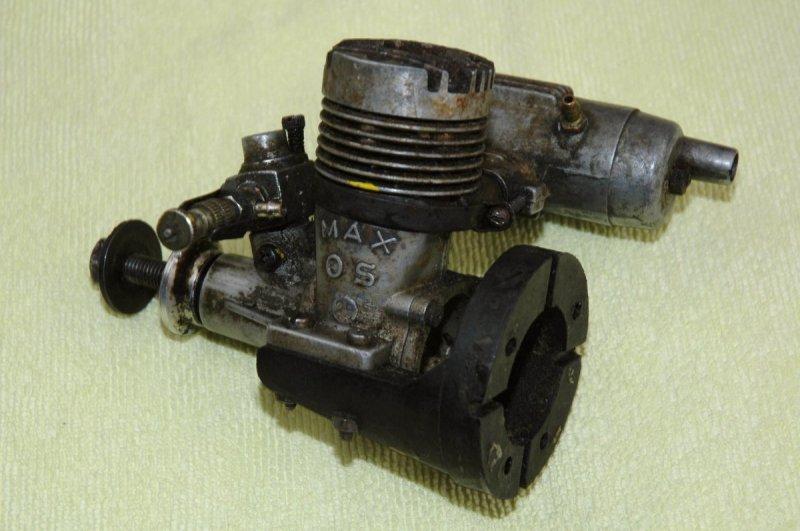Restauration moteur glow