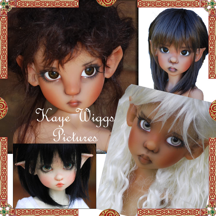 Nyssa Elf Tan - Kaye Wiggs
