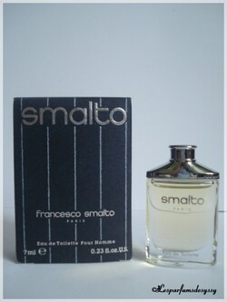 Francesco Smalto  edt pour homme 7 ml