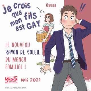 """""""Love is love"""" reading challenge : Je crois que mon fils est gay"""