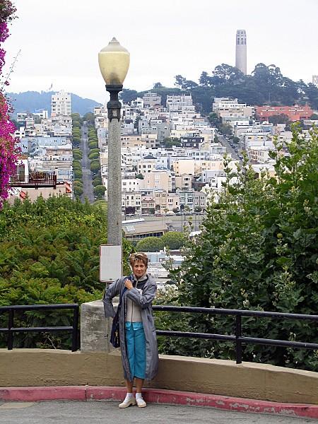 San Francisco Russian Hill Moa