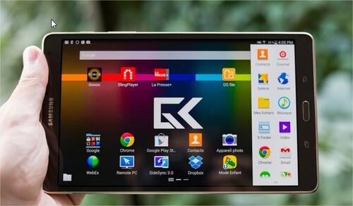 BON PLAN Samsung Galaxy Tab S à 279€ ! chez Fnac