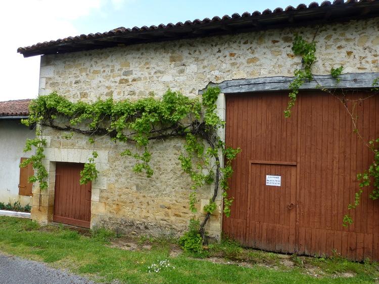 Vitrac-saint -Vincent,Charente.