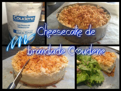 Cheesecake de Brandade