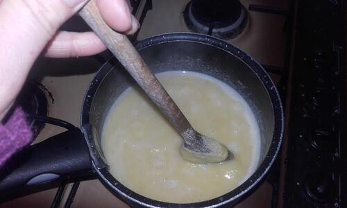 Frites de polenta au sirop d'érable {Vegan}