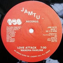 Wandra Rawlins - Love Attack