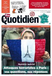 SPÉCIAL ATTENTATS DU 13 NOVEMBRE À PARIS
