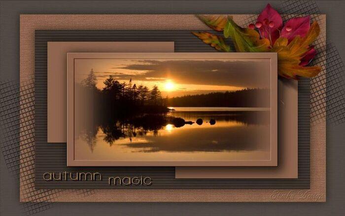 Autumn 2/ My Boomer themes