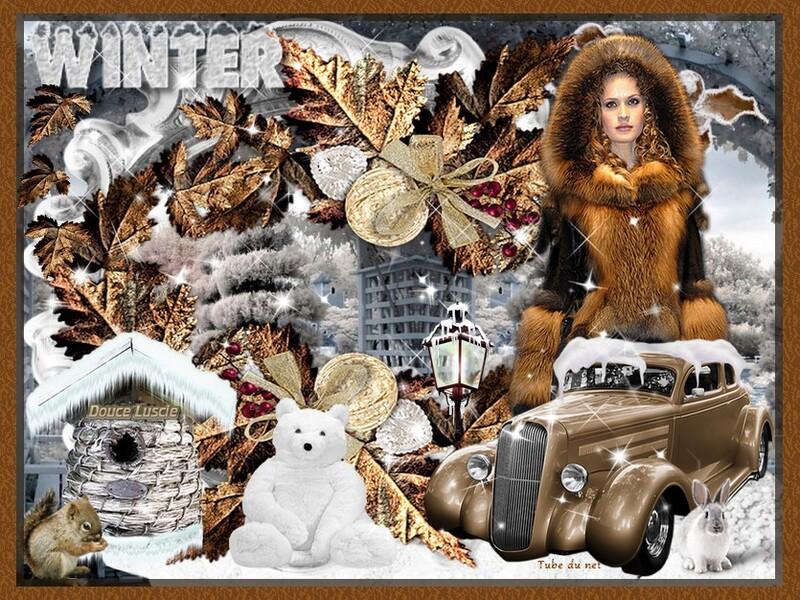 Défi hiver 3 Maryse