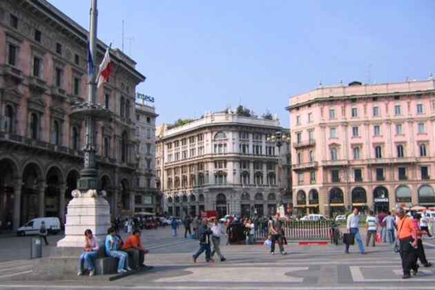 Milan de jour