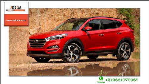 Location voiture Casablanca – La Hyundai Tucson 2019