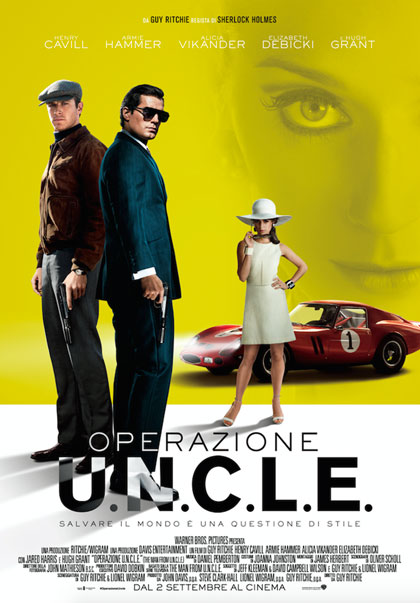 BOX OFFICE ITALIE DU 31 AOUT 2015 AU 6 SEPTEMBRE 2015