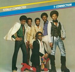 T. Connection - Totally Connected - Complete LP