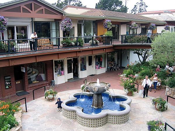 Côte Californienne Carmel 1