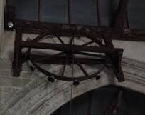 Roues à carillon