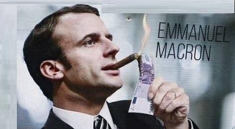 MOI Président des riches ! [vidéo]