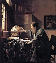 230px-Jan Vermeer - The Astronomer