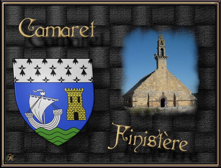 Vues diverses de Camaret-sur-Mer en Bretagne