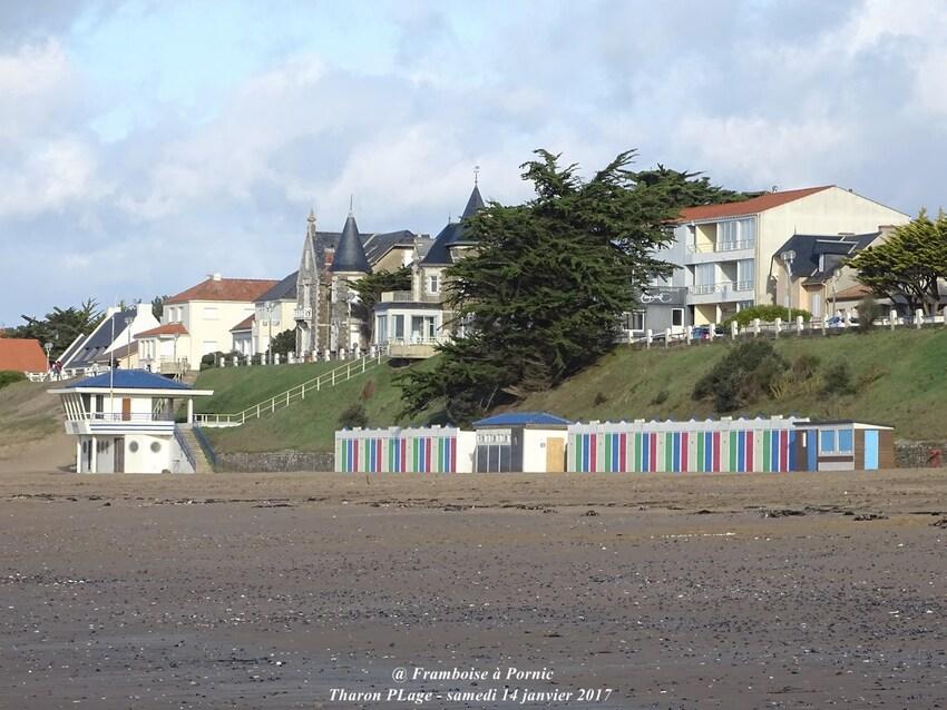 Balade à Tharon plage - 44 -